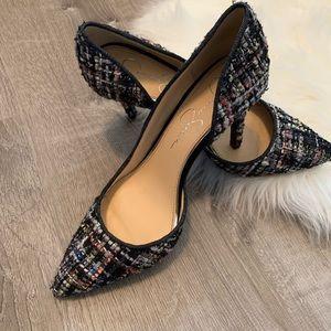 Jessica Simpson women's heel
